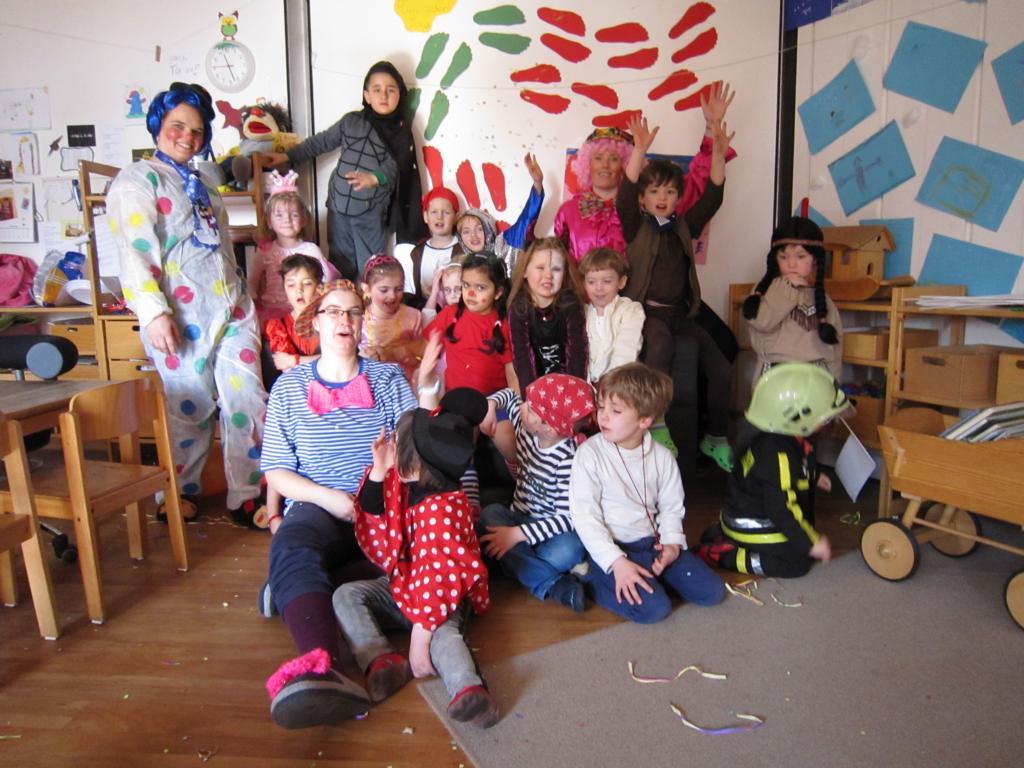 Evangelischer kindergarten fasching for Evangelischer kindergarten